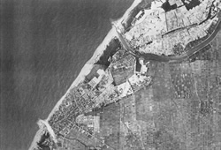 Port of Kanazawa as of 1962